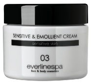 Sensitive and Emollient Cream