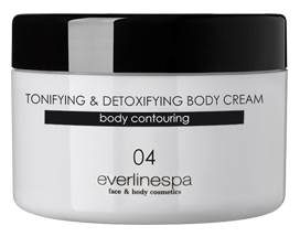 TONIFYING & DETOXIFYING BODY CREAM